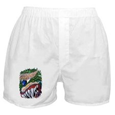 Hungry Blue Eyed Cyclops Boxer Shorts