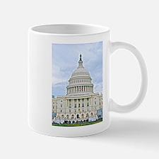 US Capitol Building Mugs