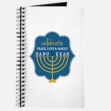 Celebrate Peace, Love & Family Journal