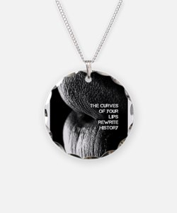 The Curve Of Your Lips Necklace