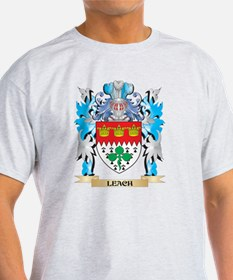 Leach Coat of Arms - Family Cres T-Shirt
