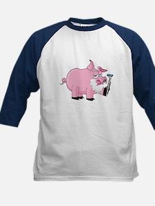 Pig Shaving Tee