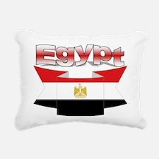 I love Egypt Rectangular Canvas Pillow