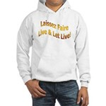 Live & Let Live Hooded Sweatshirt