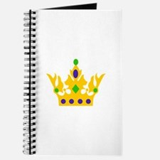 MARDI GRAS CROWN Journal