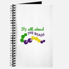 ITS ALL ABOUT THE BEADS Journal