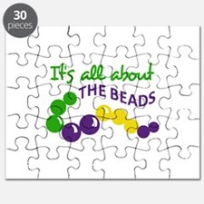 ITS ALL ABOUT THE BEADS Puzzle