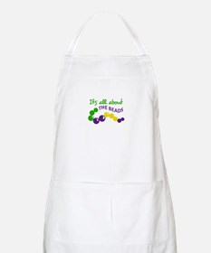 ITS ALL ABOUT THE BEADS Apron