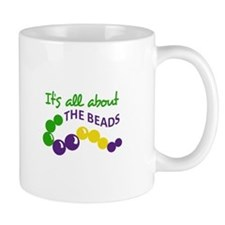 ITS ALL ABOUT THE BEADS Mugs