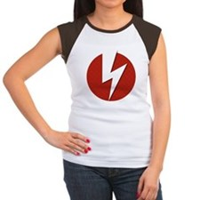 Lightning Boltz Women's Cap Sleeve T-Shirt