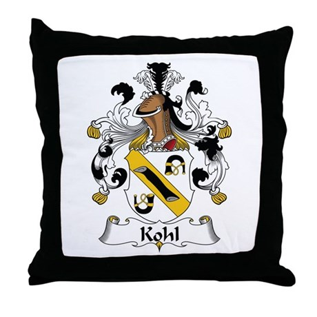Kohls Throw Pillow Covers : Kohl Throw Pillow by ultraheraldry