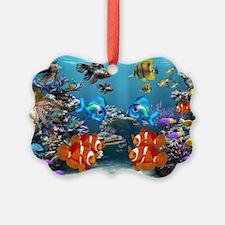 Cute Tropical fish Ornament