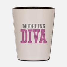 Modeling DIVA Shot Glass