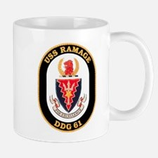 USS RAMAGE Small Small Mug