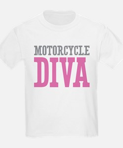 Motorcycle DIVA T-Shirt