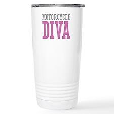 Motorcycle DIVA Travel Mug