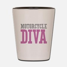 Motorcycle DIVA Shot Glass