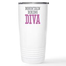 Mountain Biking DIVA Travel Mug