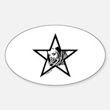 Pin Up Star Decal