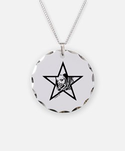 Pin Up Star Necklace