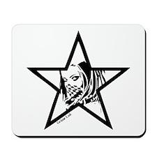 Pin Up Star Mousepad