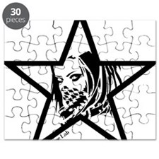 Pin Up Star Puzzle