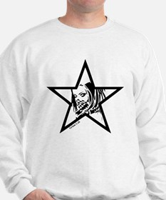 Pin Up Star Sweatshirt