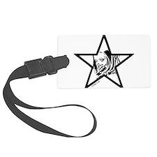 Pin Up Star Luggage Tag