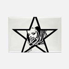 Pin Up Star Magnets
