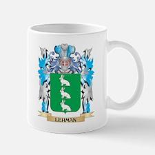 Lehman Coat of Arms - Family Crest Mugs