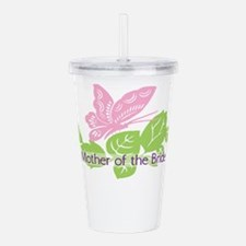 Mother of the Bride (B Acrylic Double-wall Tumbler