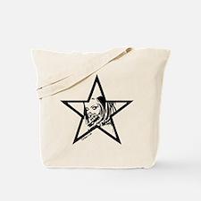 Pin Up Star Tote Bag
