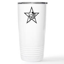 Pin Up Star Travel Coffee Mug