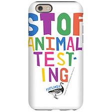 Portlandia Animal Testing iPhone 6 Tough Case