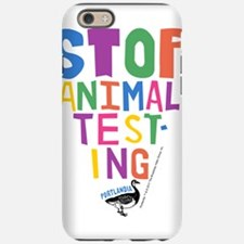 Portlandia Animal Testing iPhone 6 Tough Case