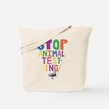 Portlandia Animal Testing Tote Bag