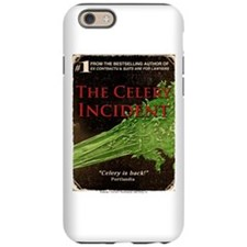 The Celery Incident Portlandia iPhone 6 Tough Case
