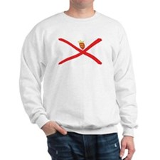 Jersey Flag 2 Sweatshirt