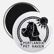 Portlandia Pet Haven Magnets
