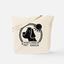 Portlandia Pet Haven Tote Bag