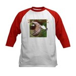 Untamed Spirit Two Kids Baseball Jersey