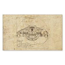 Vitruvian Voyager Decal