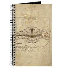 Vitruvian Voyager Journal