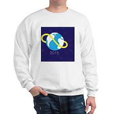 Global Game Jam Button Sweatshirt