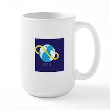 Global Game Jam Button Mug
