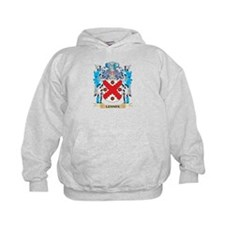 Lennox Coat of Arms - Family Crest Hoodie