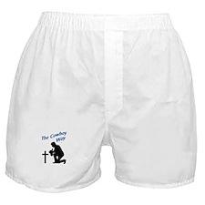 THE COWBOY WAY Boxer Shorts