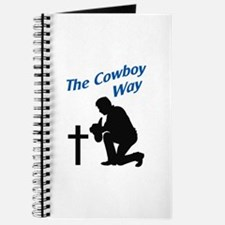 THE COWBOY WAY Journal