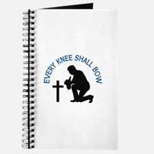 EVERY KNEE SHALL BOW Journal