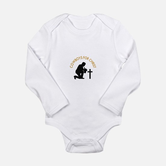 COWBOYS FOR CHRIST Body Suit